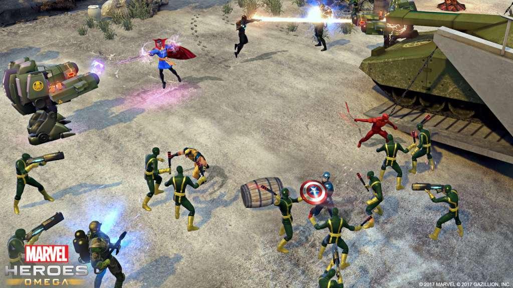 Marvel heroes omega free codes