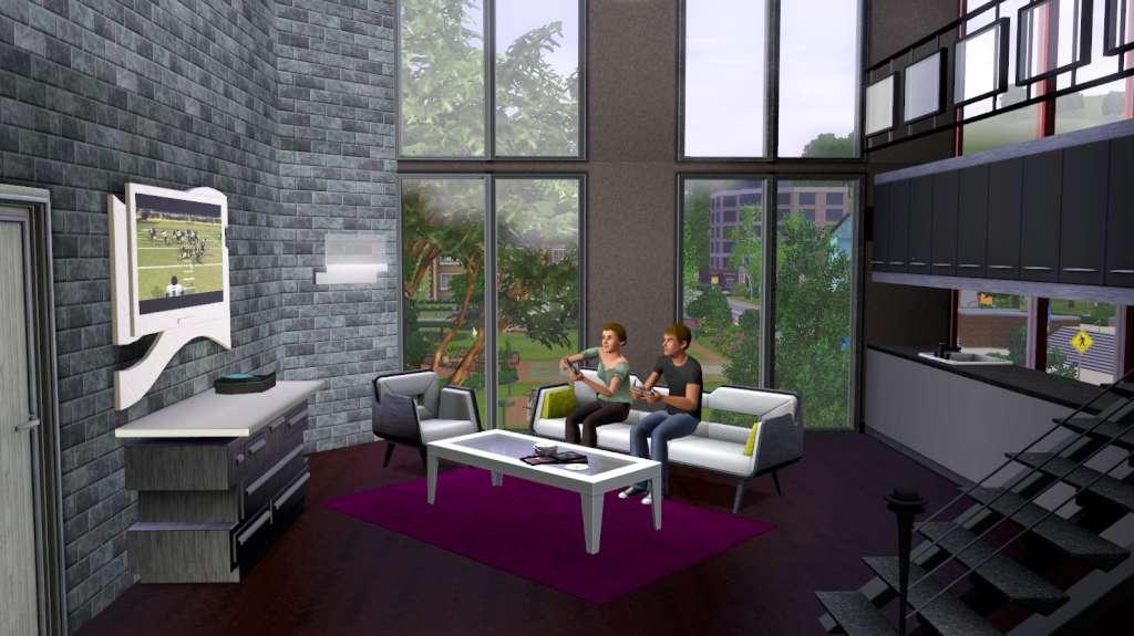 The Sims 3 - High-End Loft Stuff Pack Origin CD Key