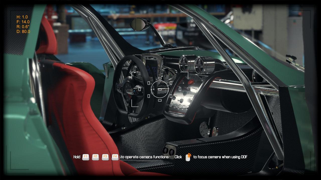 Car Mechanic Simulator 2018 - Pagani DLC Steam CD Key