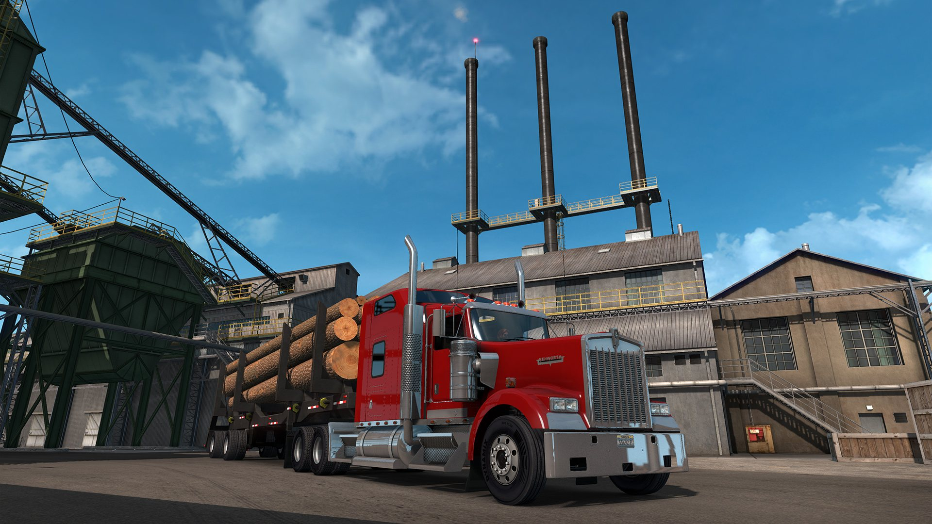 american truck simulator oregon dlc steam cd key buy. Black Bedroom Furniture Sets. Home Design Ideas