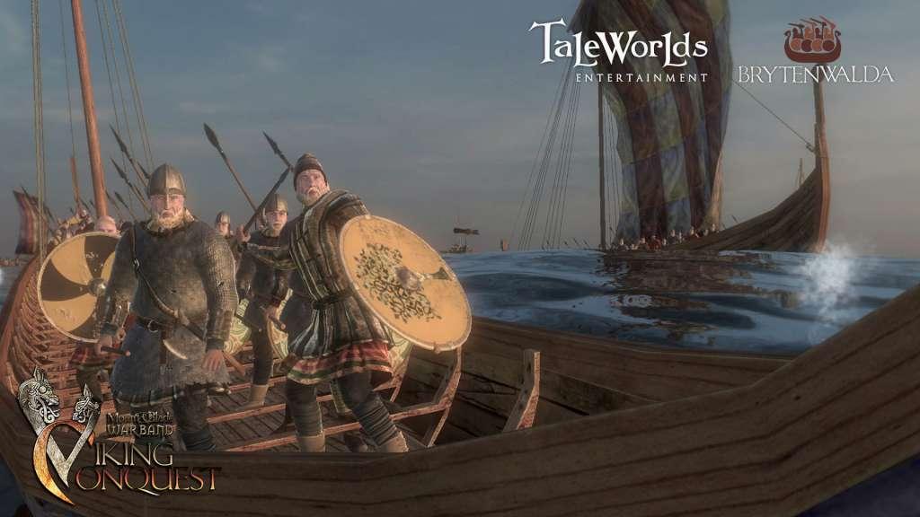 скачать через торрент игру Mount And Blade Warband Viking Conquest - фото 2