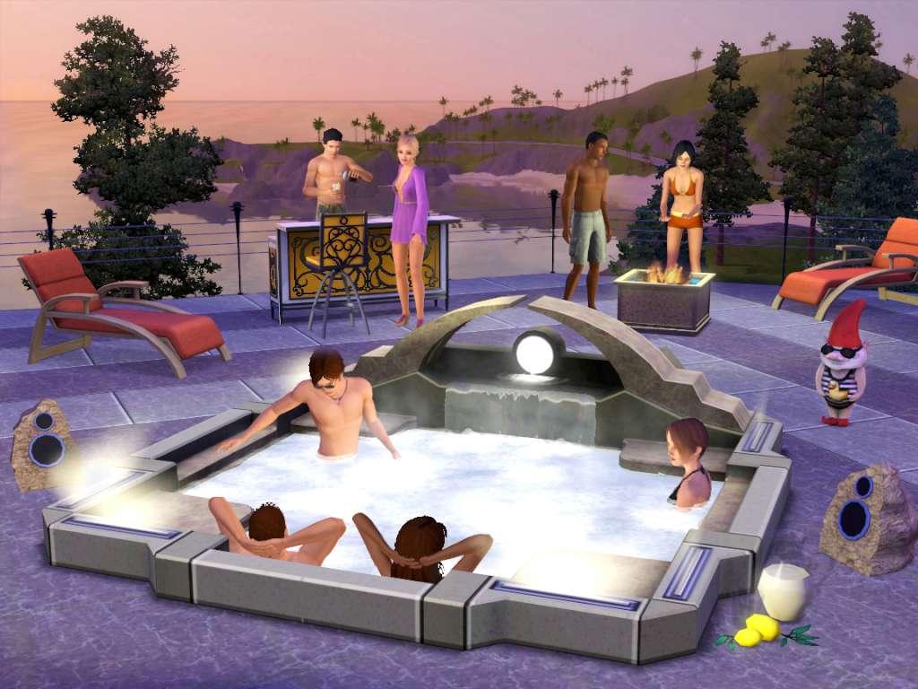 The Sims 3 - Outdoor Living Stuff Pack Origin CD Key