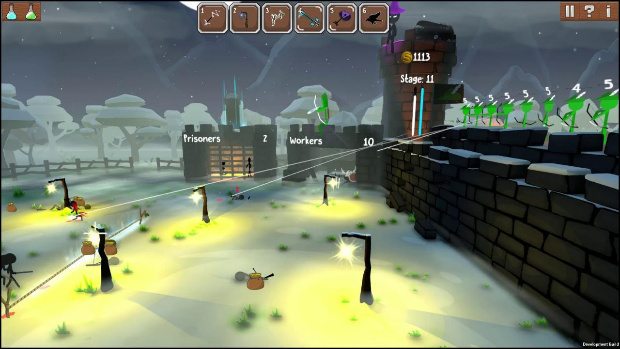 how to get the castle key in stick rpg 2