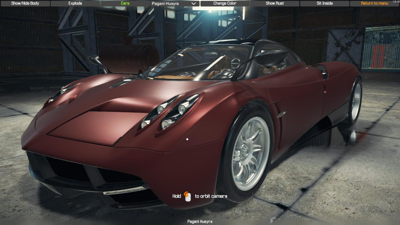 Car Mechanic Simulator 2018 - Pagani DLC Steam CD Key | Kinguin