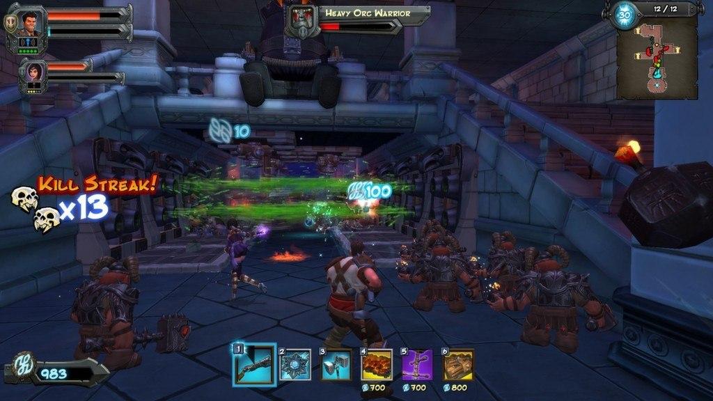 orcs must die 2 steam cd key - Orcs Must Die