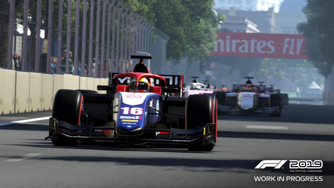 F1 2019 Legends Edition Steam CD Key