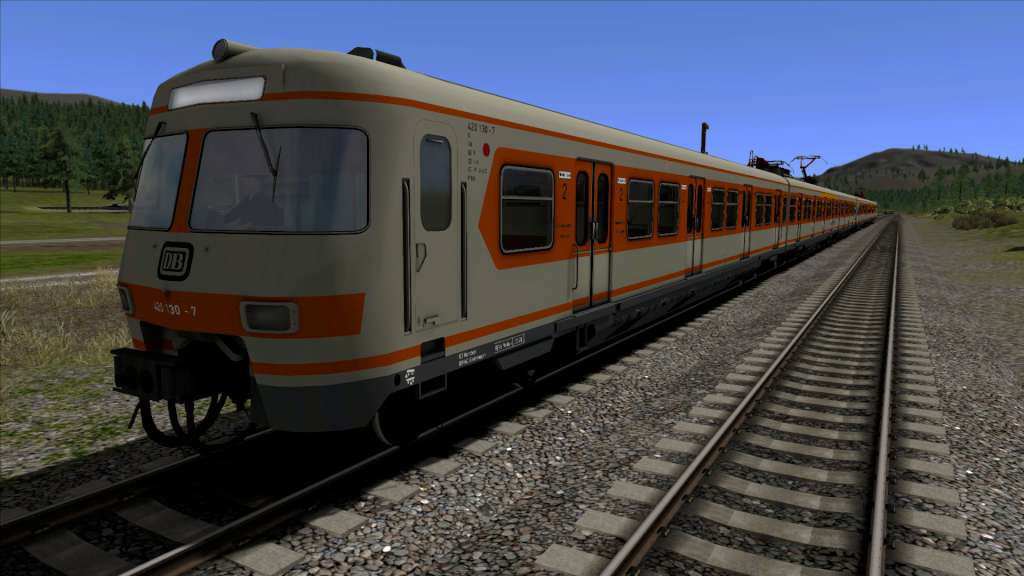 Train Simulator DB BR 410 'ICE-T' EMU Add-On DLC Steam CD