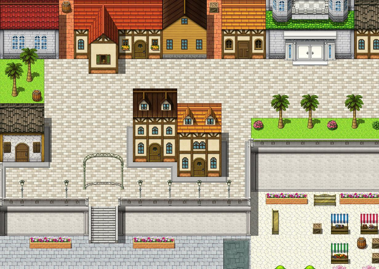 RPG Maker MV - Town of Seasons DLC Steam CD Key | Kinguin