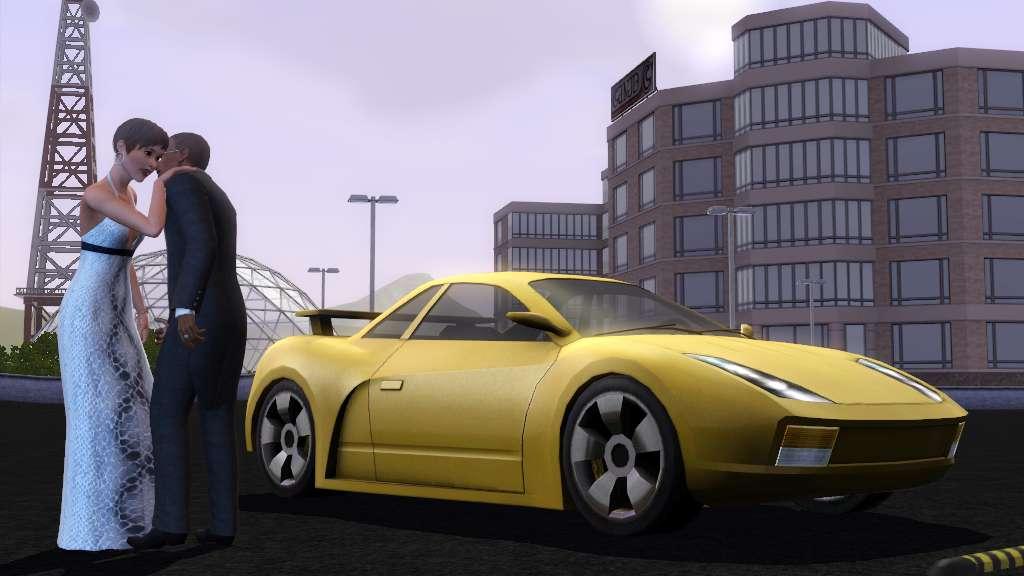 The Sims 3 - Fast Lane Stuff Expansion Pack Origin CD Key