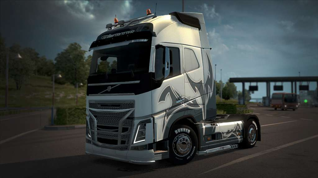 American truck simulator - special transport download free download