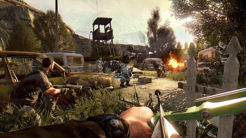 Dying Light The Following Enhanced Edition Dead Island