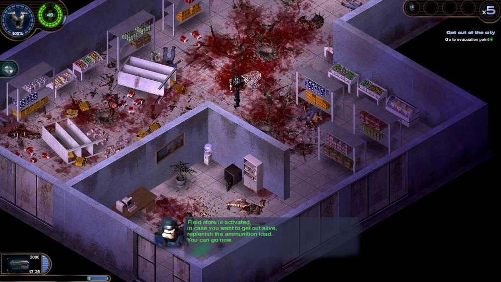 Alien Shooter 2 Conscription Steam CD Key