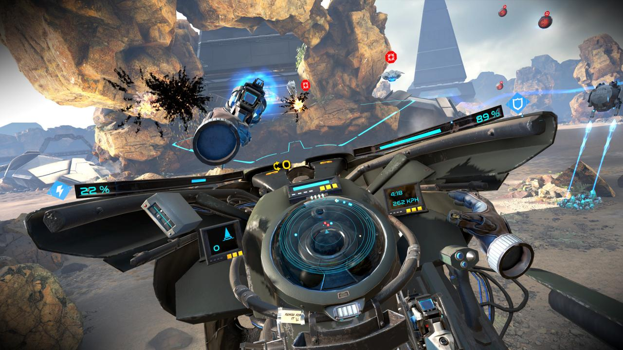 Ground Runner: Trials Oculus Home CD Key