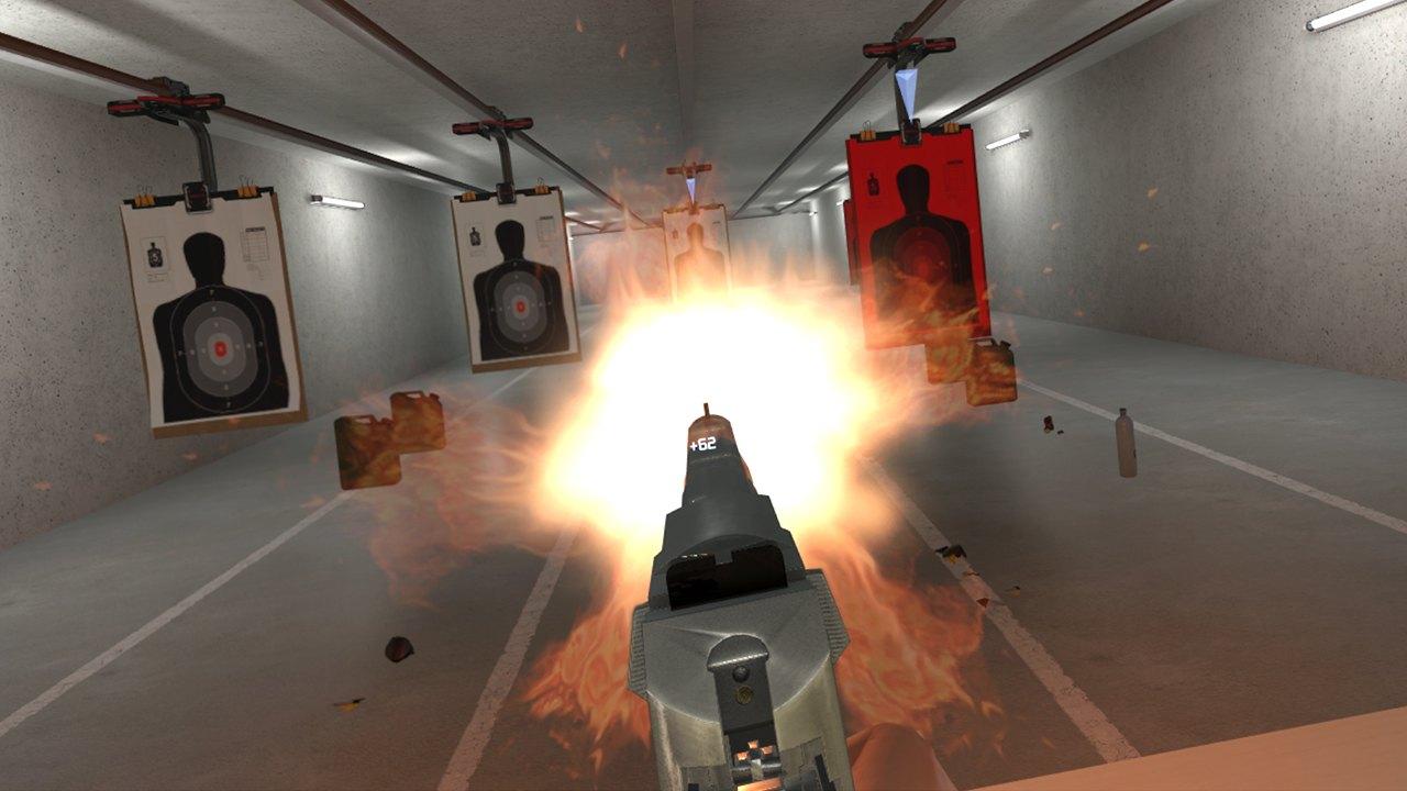 Znalezione obrazy dla zapytania: vr shooting range