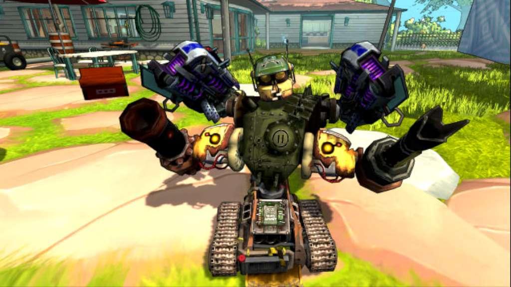 Guns and Robots - Terminator Pack DLC Steam CD Key