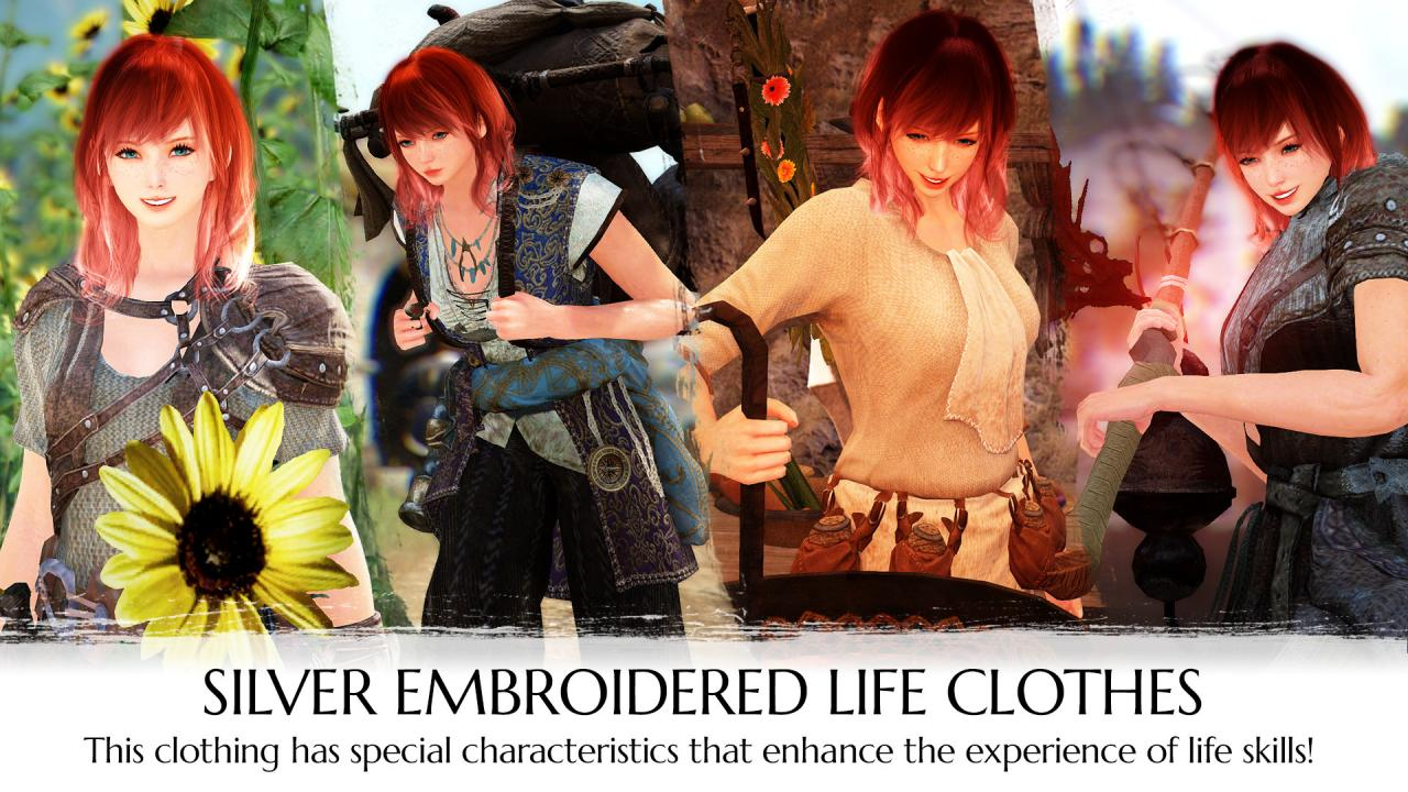 black desert online - explorers package