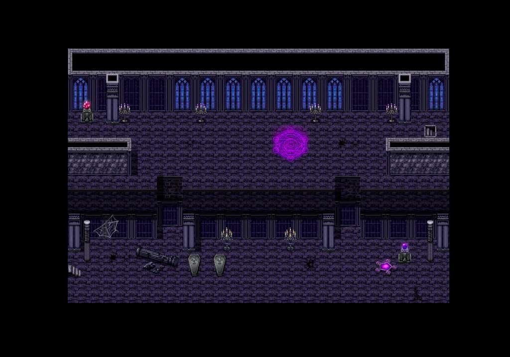 RPG Maker VX Ace - Evil Castle Tiles Pack Steam CD Key