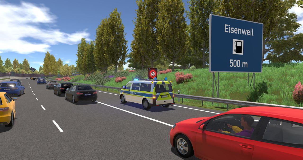 Autobahn Police Simulator 2 Steam Cd Key Buy On Kinguin