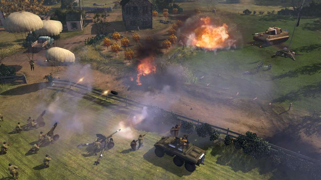company of heroes 2 us forces steam key