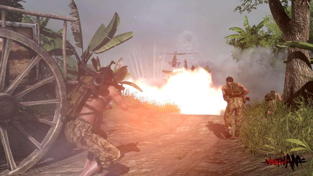 Rising Storm 2: Vietnam Digital Deluxe Edition RU VPN Activated Steam CD Key