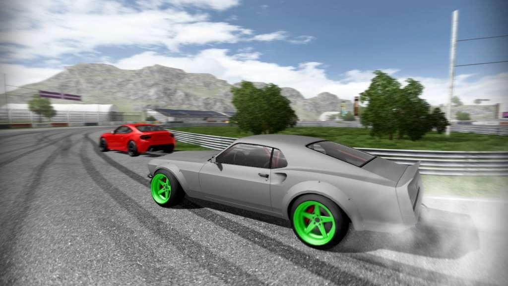 скачать игру Peak Angle Drift Online через торрент - фото 5