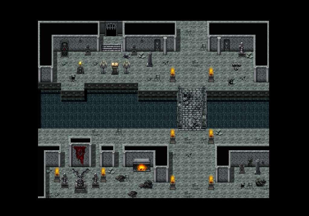 RPG Maker VX Ace - Evil Castle Tiles Pack Steam CD Key | Buy on Kinguin
