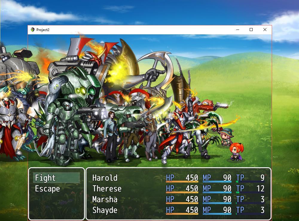 RPG Maker MV - Sci-Fi Battlers 2 DLC Steam CD Key | Kinguin - FREE