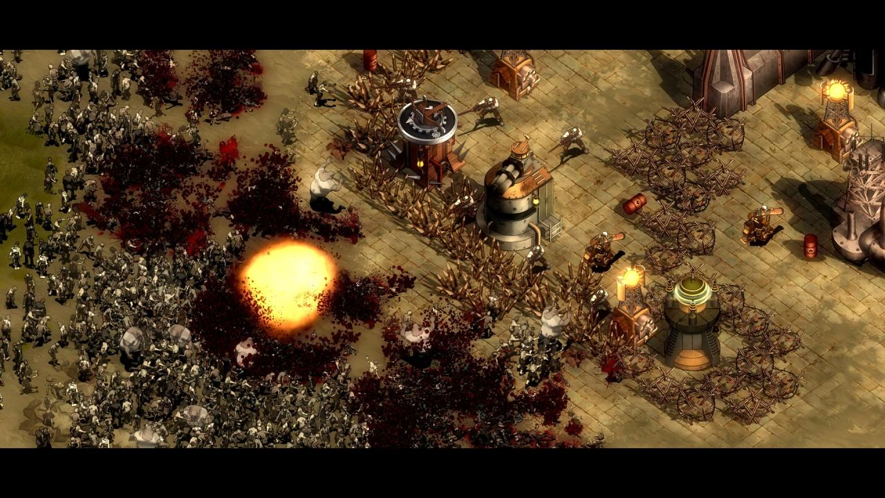 They Are Billions Steam CD Key