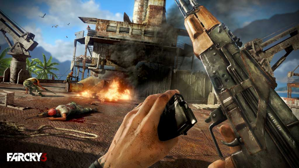 Far Cry 3 The Lost Expeditions DLC EU Ubishop Voucher