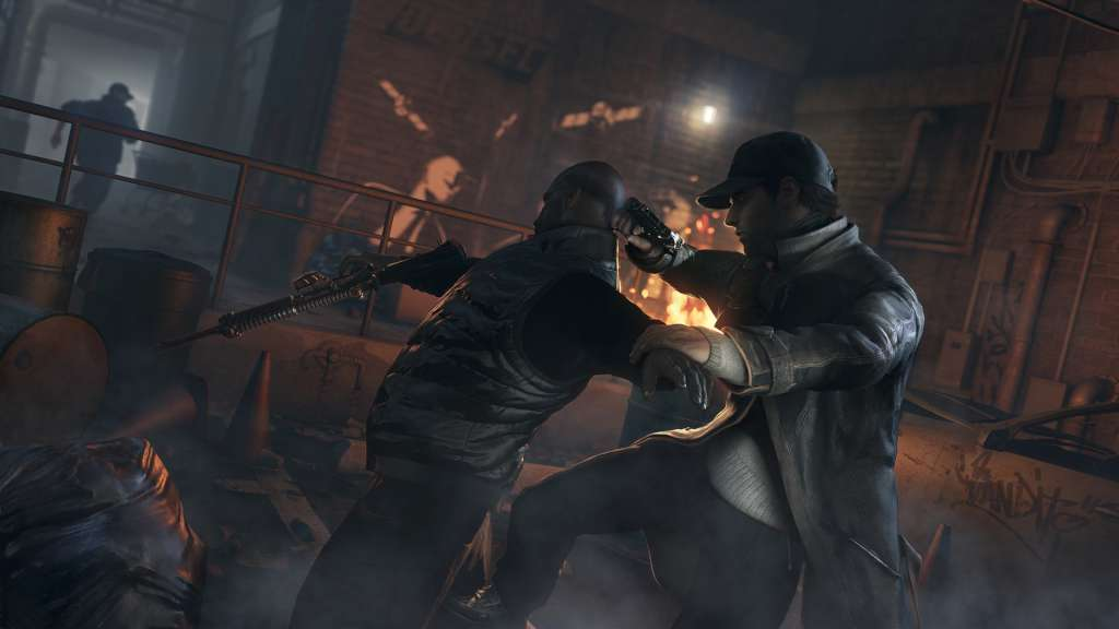 Watch Dogs Release Date Uplay