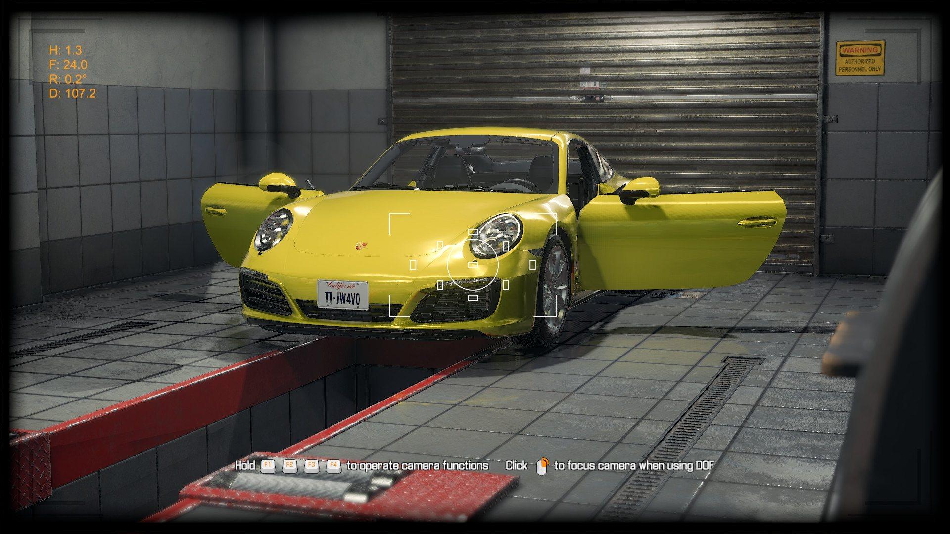Car Mechanic Simulator 2018 - Porsche DLC Steam CD Key