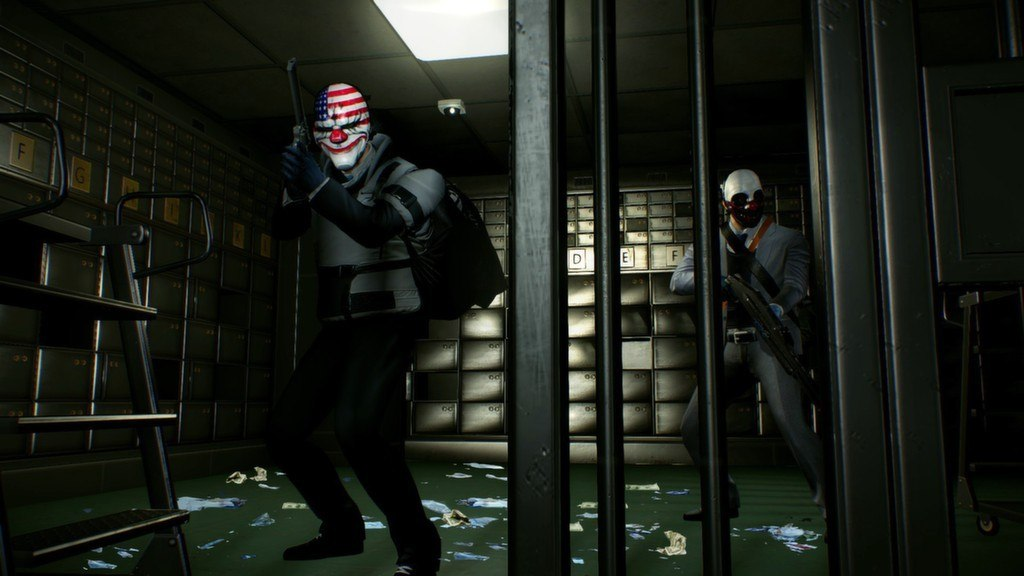 payday 2 career criminal edition steam
