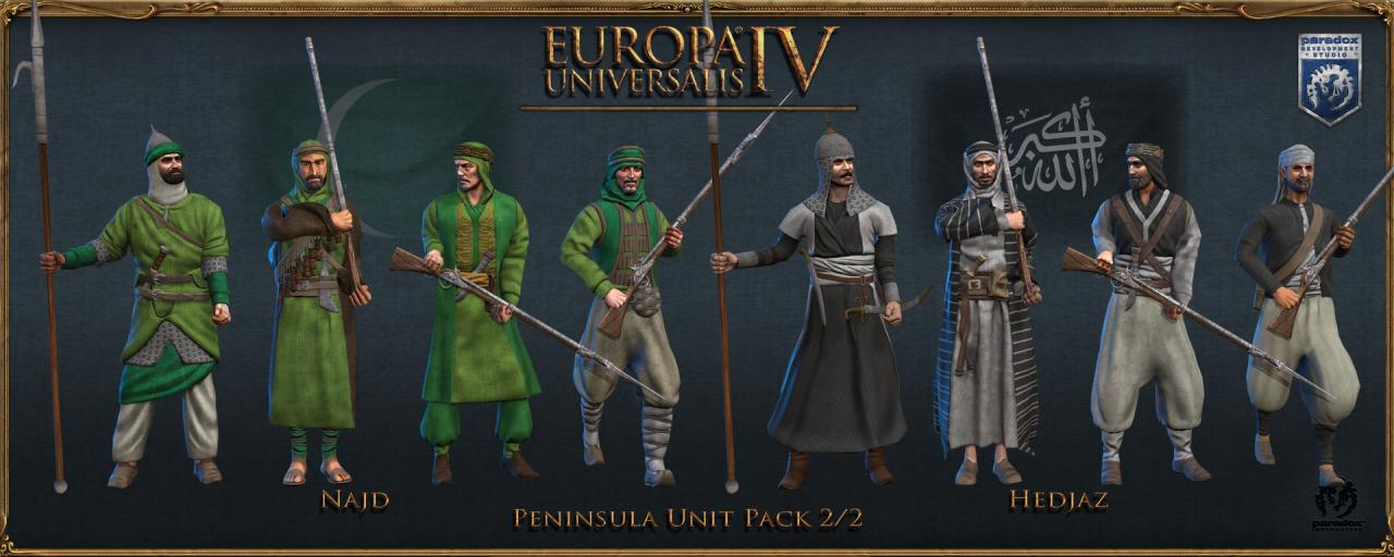 Europa Universalis IV - Cradle of Civilization Content Pack