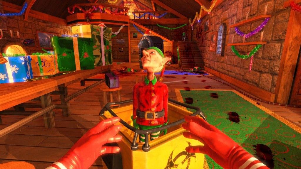 скачать игру viscera cleanup detail santa s rampage через торрент