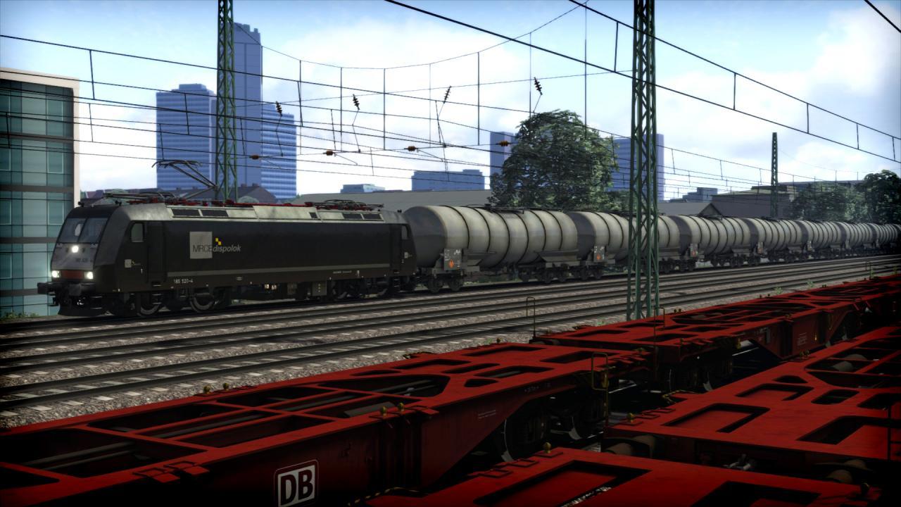 398d56a4194 Train Simulator 2018 - MRCE BR 185.5 Loco Add-On DLC RU VPN Activated Steam