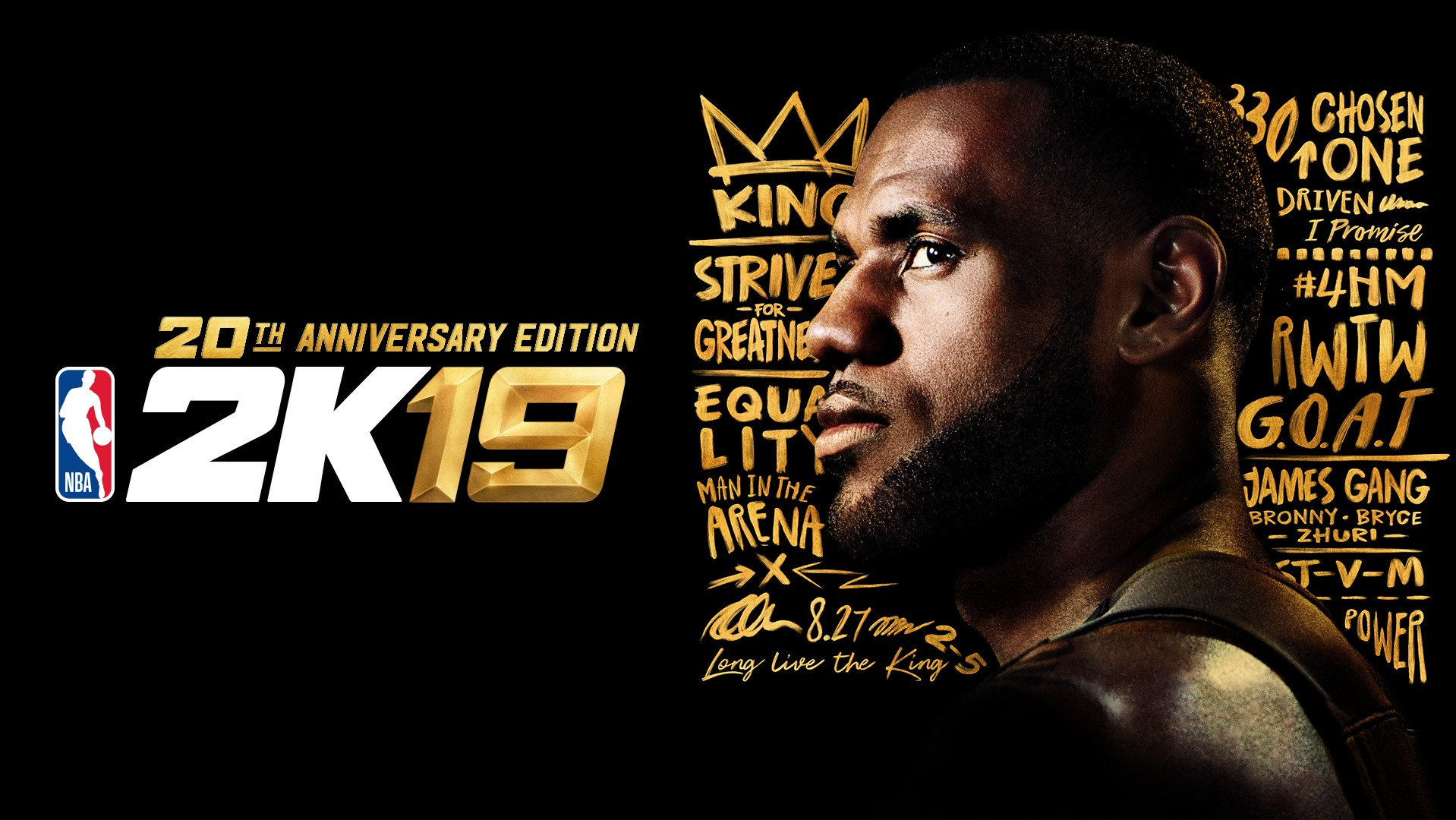 NBA 2K19 XBOX One CD Key