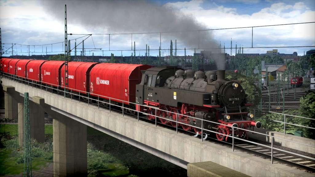 3d5809ea45e Train Simulator: DR BR 86 Loco Add-On DLC Steam CD Key