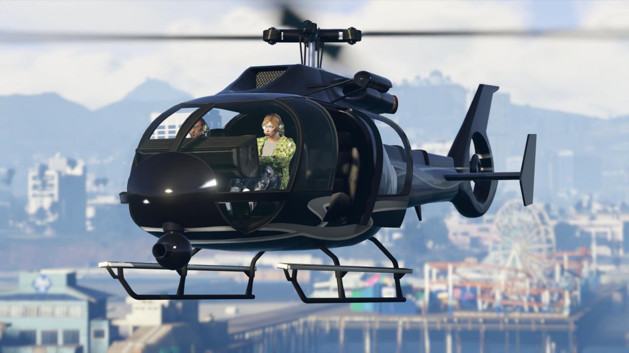 Grand Theft Auto V - Criminal Enterprise Starter Pack DLC
