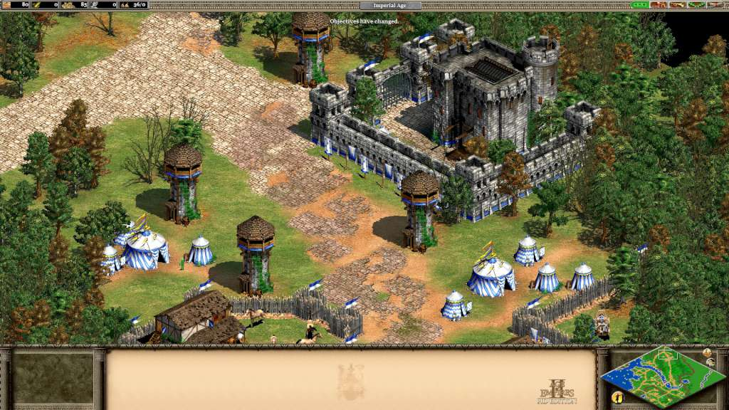 Age of Empires II HD - Rise of the Rajas DLC EU Steam