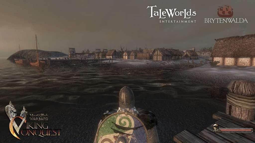 скачать через торрент игру Mount And Blade Warband Viking Conquest - фото 4