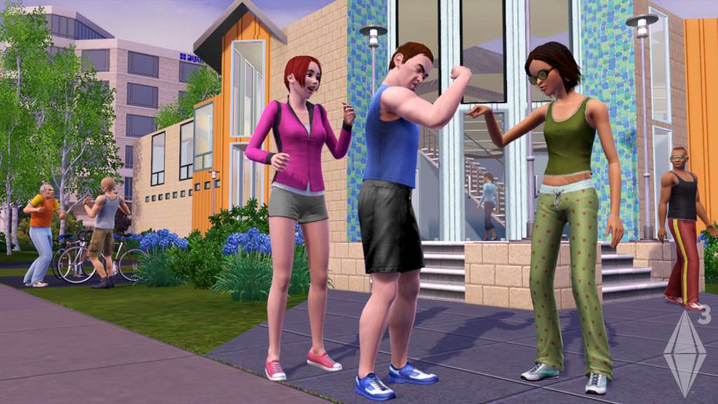 Sims 3 online dating expansion pack