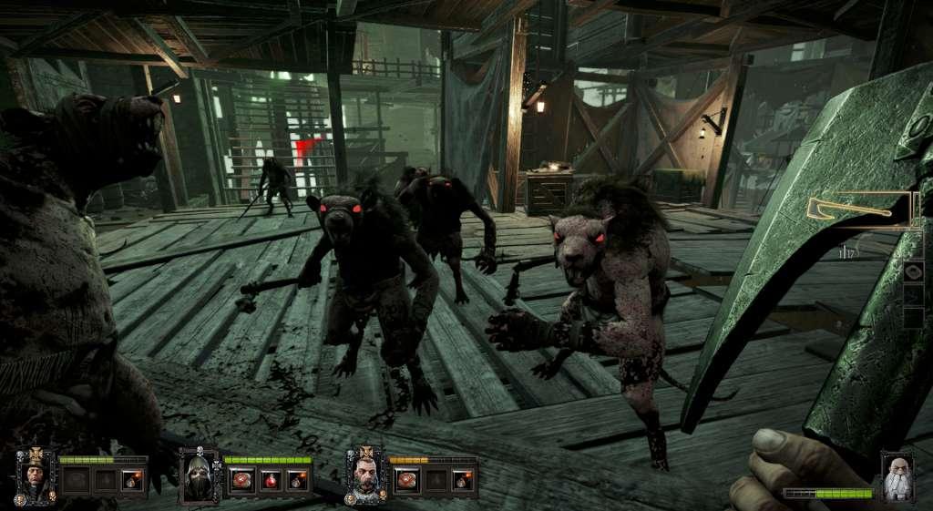 Anunciado Warhammer Vermintide 2