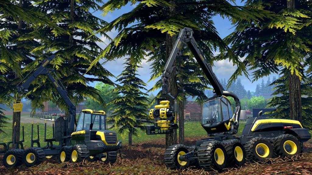 Farming Simulator 15 Steam CD Key
