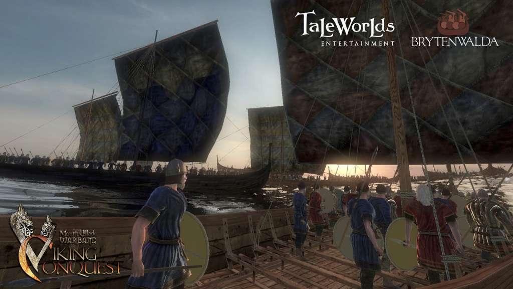 скачать через торрент игру Mount And Blade Warband Viking Conquest - фото 6