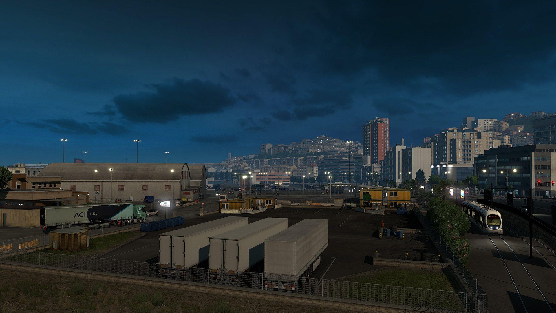 Euro Truck Simulator 2 - Map Booster Pack DLC Steam CD Key