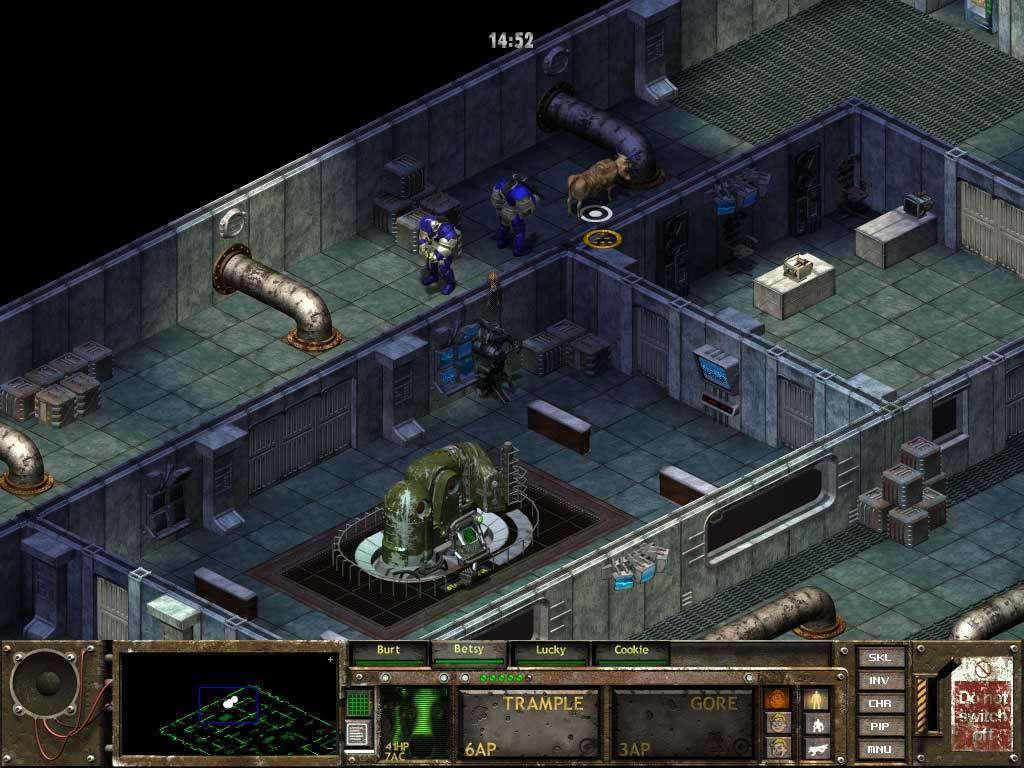 Fallout Tactics Brotherhood Of Steel Steam Cd Key Buy