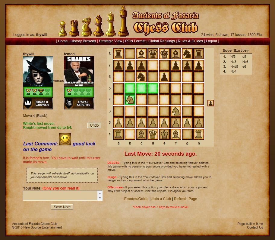 AoF Chess Club 2 0 Steam CD Key