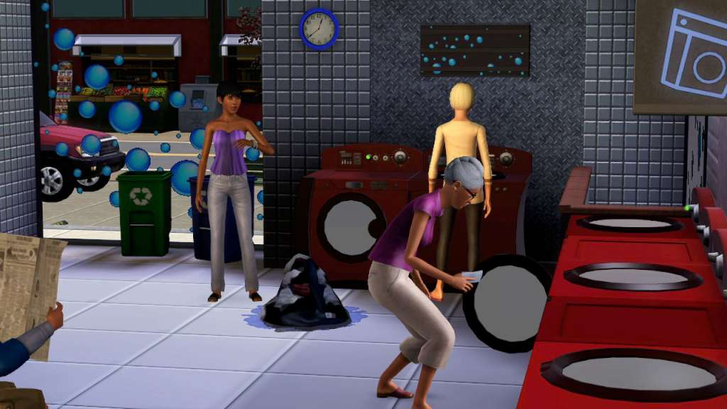 Los sims 3 online game