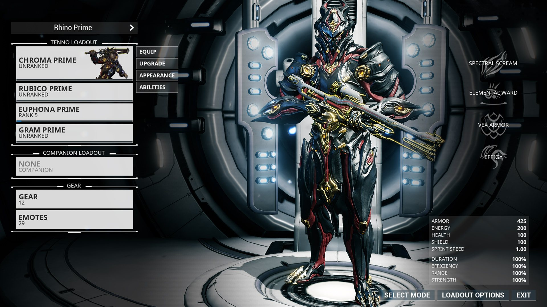 Warframe free prime access   Chroma Prime Access Is Here  New Relics