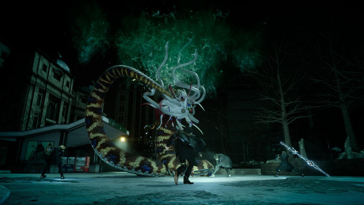 Final Fantasy 15 Königswaffen Karte.Final Fantasy Xv Windows Edition Steam Cd Key